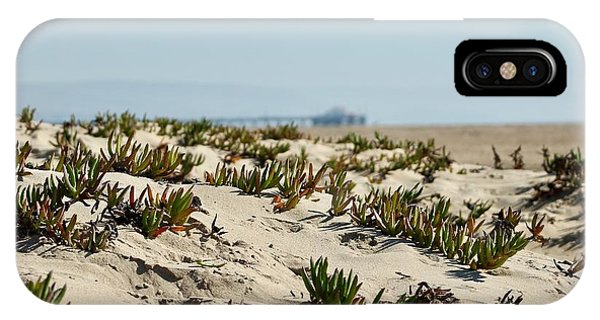 Beach Dune IPhone Case