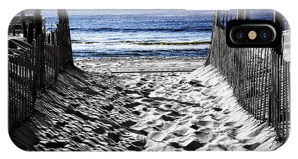 Beach Entry Fusion IPhone Case