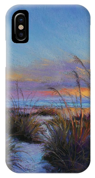 Beach Escape IPhone Case