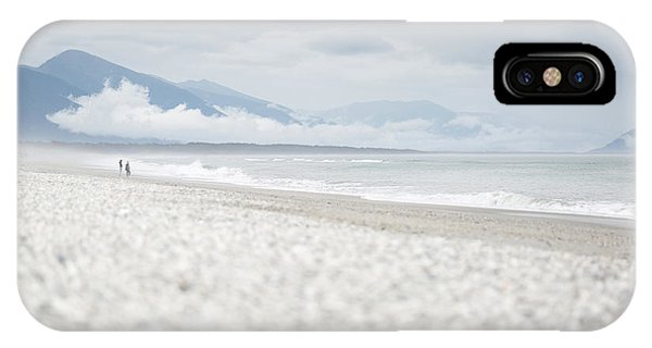 Beach For Two IPhone Case