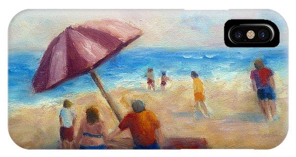 Beach Fun IPhone Case