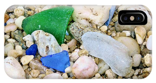 Beach Glass IPhone Case