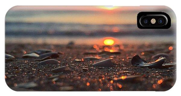 Beach Glow IPhone Case