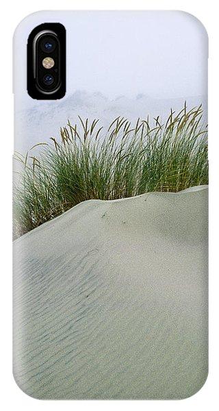 Beach Grass And Dunes IPhone Case