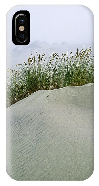 Beach Grass And Dunes IPhone Case