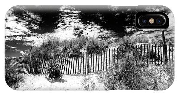 Beach Haven Long Beach Island IPhone Case