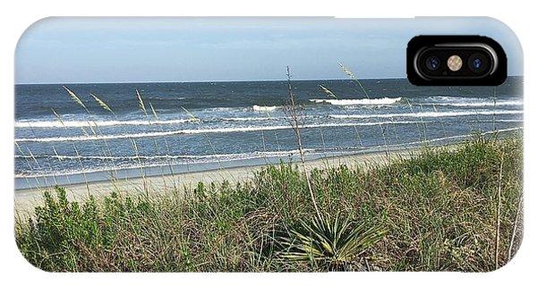 Beach Here I Come IPhone Case