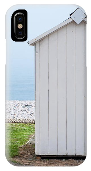 Beach Hut By The Sea IPhone Case
