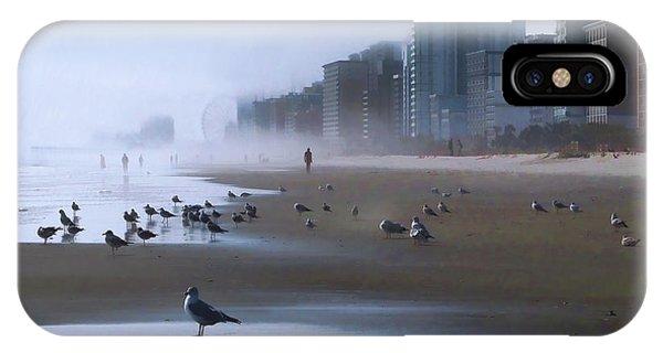 Beach Morning IPhone Case