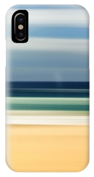 Flow iPhone Case - Beach Pastels by Az Jackson