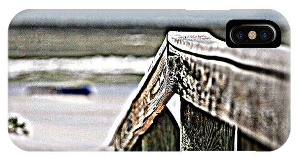 Beach Rail IPhone Case