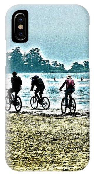 Beach Ride IPhone Case