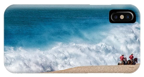 Beach Riders IPhone Case