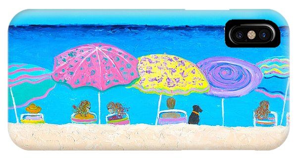 Beach Sands Perfect Tans IPhone Case