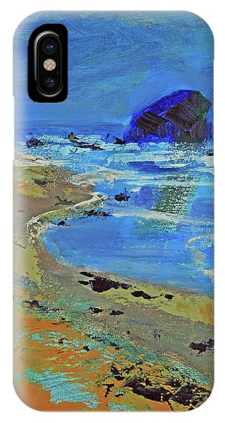 Beach Solitude IPhone Case