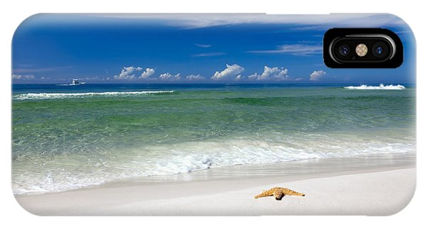 Fort iPhone Case - Beach Splendour by Janet Fikar