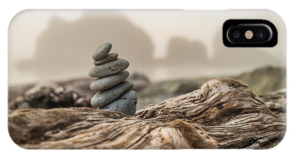 Beach Stack IPhone Case