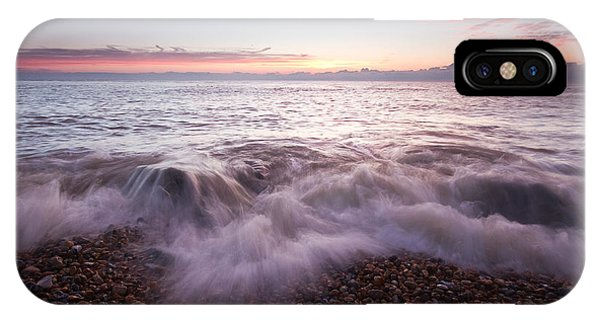 Beach Sunrise IPhone Case