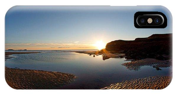 Beach Textures IPhone Case