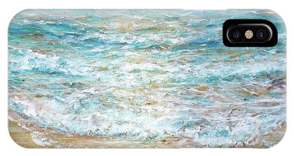 Beach Tide IPhone Case