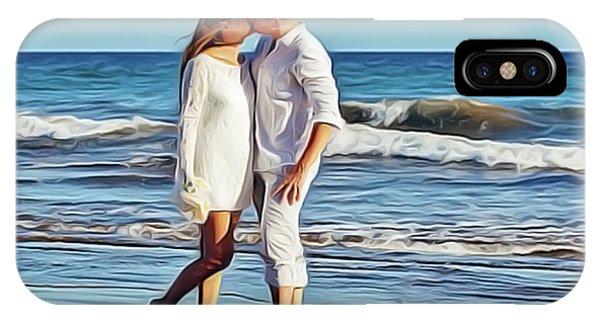 iPhone Case - Beach Wedding by Harry Warrick
