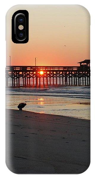 Beachcomber IPhone Case