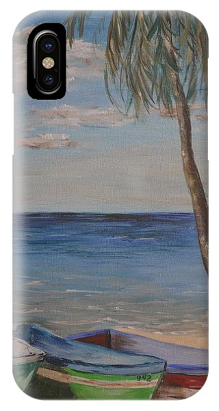 Beached IPhone Case