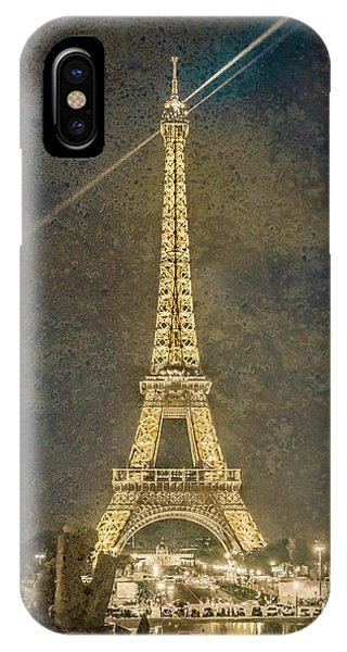 Paris, France - Beacon IPhone Case