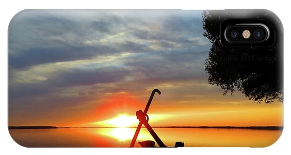 Beadles Point Sunset IPhone Case