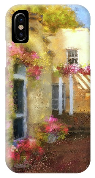 Bricks iPhone Case - Beallair In Bloom by Lois Bryan