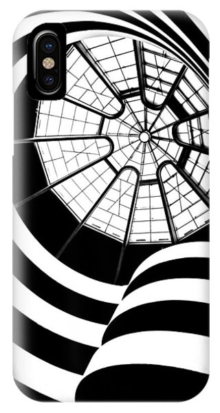 Ceiling iPhone Case - Beam Me Up  by Az Jackson