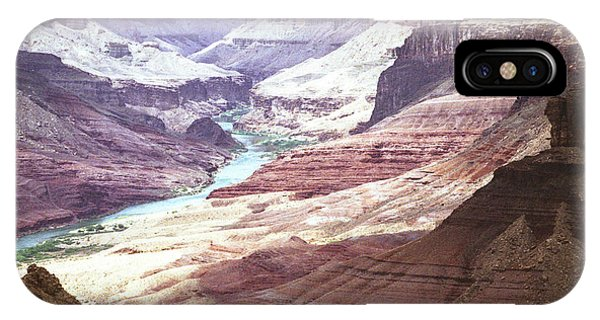 Beamer Trail, Grand Canyon IPhone Case
