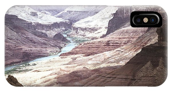 Beamer Trail Grand Canyon IPhone Case