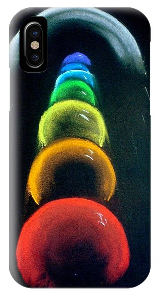 Bean All Lined Up IPhone Case