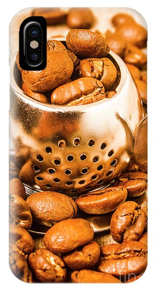 Beans The Little Teapot IPhone Case