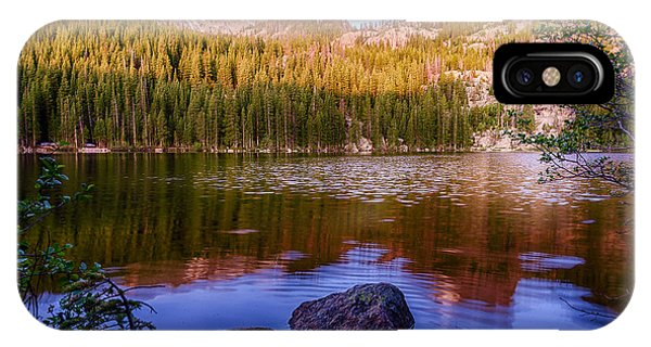 Bear Lake 1 IPhone Case