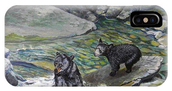 Bear Creek IPhone Case