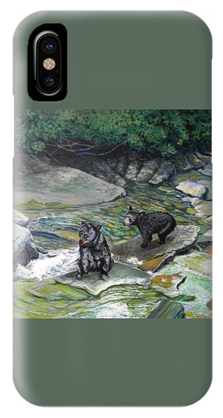 Bear Creek IPhone Case