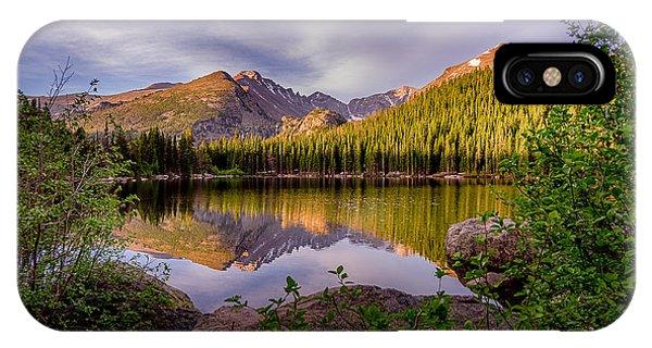 Bear Lake 2 IPhone Case