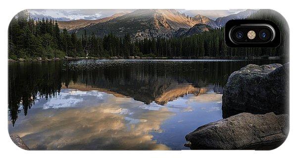 Bear Lake Serenade IPhone Case