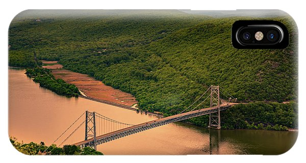Bear Mountain Bridge IPhone Case