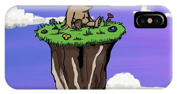 Bear Rock IPhone Case