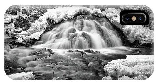 Bear's Den Waterfall IPhone Case