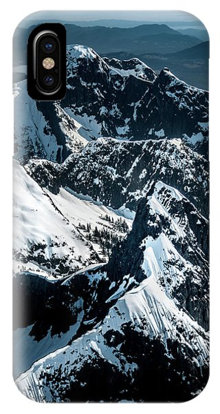 Beartooth Mountain Bc IPhone Case
