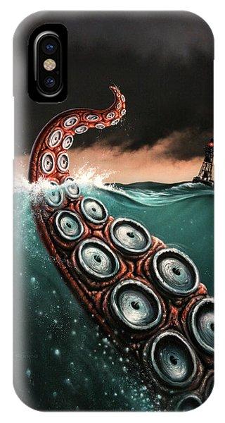Beast iPhone Case - Beast 1 by Jerry LoFaro