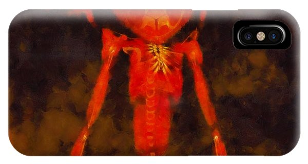 Strange iPhone Case - Beast Of Hell by Esoterica Art Agency