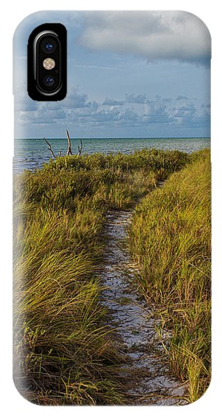 Beaten Path IPhone Case