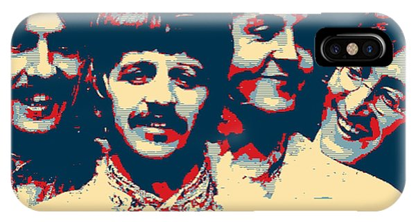 Beatles Forever IPhone Case