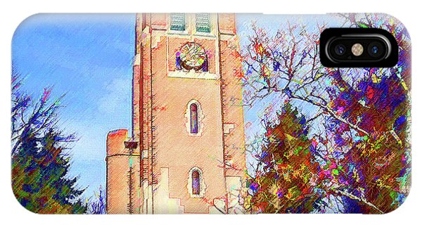 Beaumont Tower IPhone Case