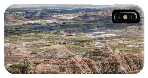 North Dakota Badlands iPhone Case - Beautiful Badlands by Susie Weaver